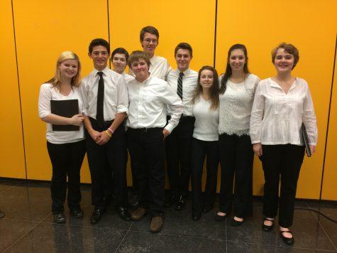 Canton High School Chorus