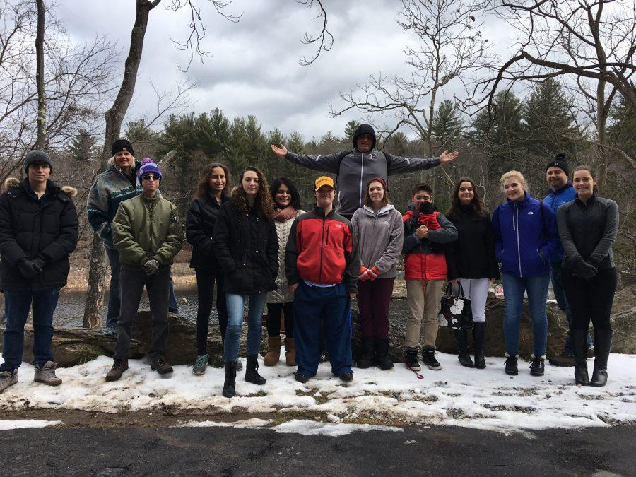 CHS Students Explore the Environment