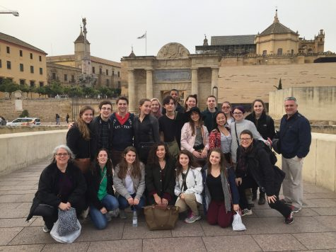 Students Experience Spanish Culture