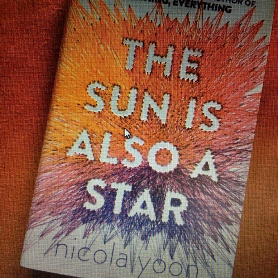 The Sun is Also a Star by Nicola Yoon is a fast-paced novel about love.