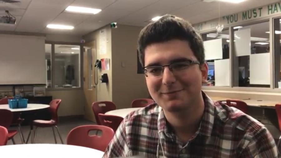 David Bonetti, class of 2019