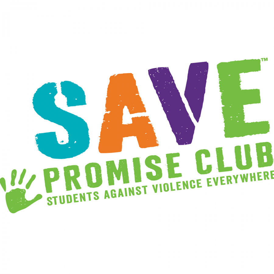 The SAVE club promotes caring and community against violence.