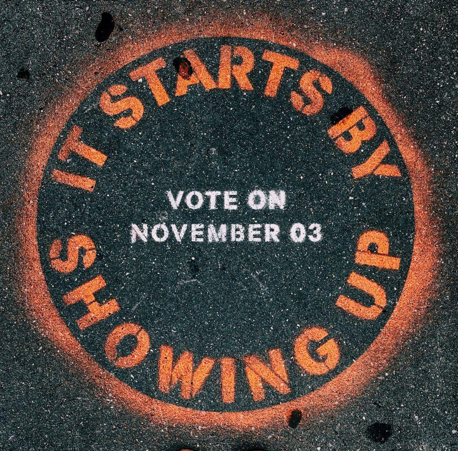It has never been as important as it is now to vote. photo: Jon Tyson/unsplash