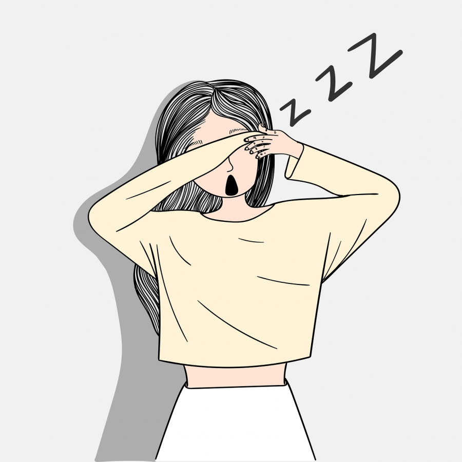 Most high school students suffer from sleep deprivation. Saydung89/Pixabay
