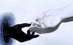 Breaking through Dimensions by Kylie Wishneski